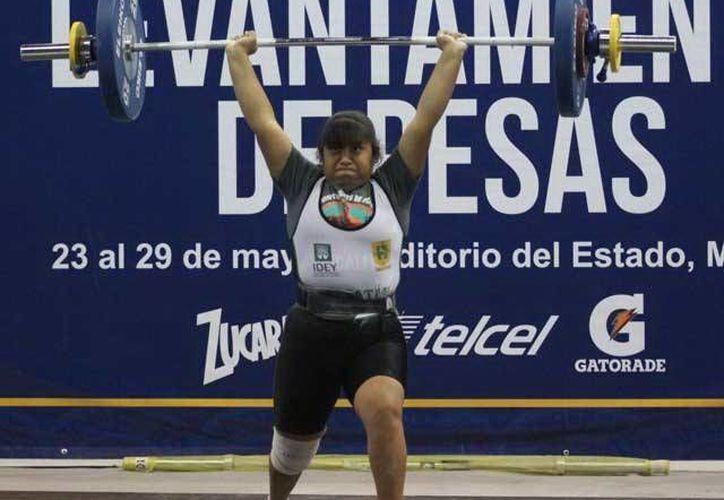 En la eliminatoria de levantamiento de pesas que se realizará en Valladolid del 7 al 9 de marzo competirán  deportistas de Campeche, Tabasco, Chiapas, Quintana Roo y Yucatán. (Milenio Novedades/Foto de archivo)