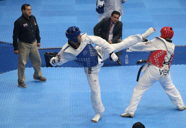 Sansores asegura que está orgulloso de representar a Quintana Roo en los Juegos Centroamericanos y del Caribe. (Foto: Redacción)