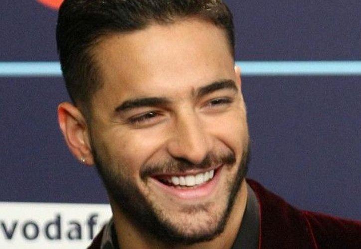 Maluma obtuvo tres preseas: Mejor Fashionista, Instagram y Supersónico.(Caraota Digital)