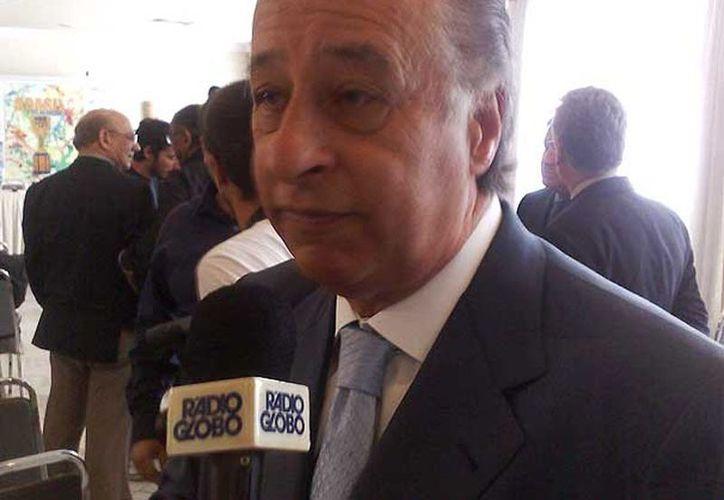 """Del Nero, también presidente de la Federación Paulista de Fútbol, dijo a la televisora Band que está """"absolutamente tranquilo"""" sobre la investigación en su contra. (nanduti.com.py)"""