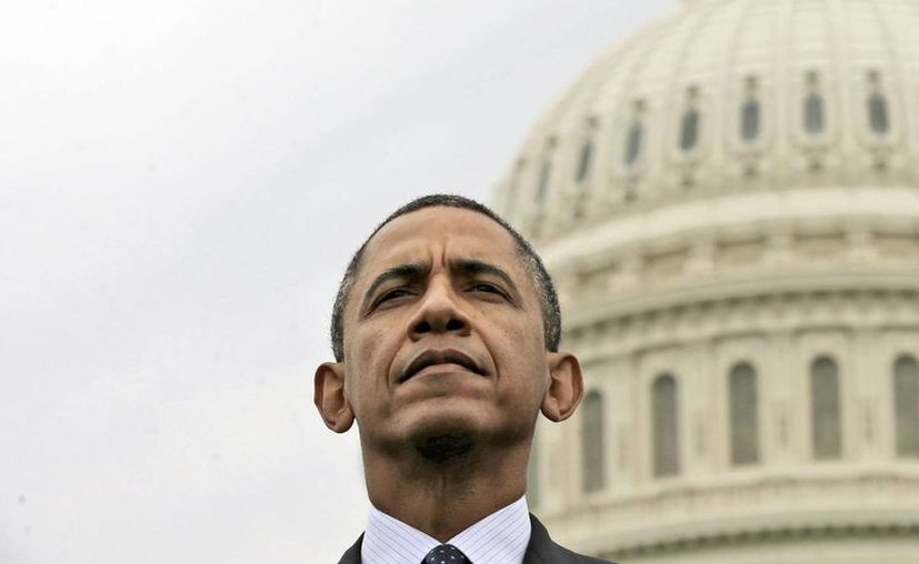 La carta dirigida a Obama fue interceptada en una oficina en un control rutinario. (EFE)