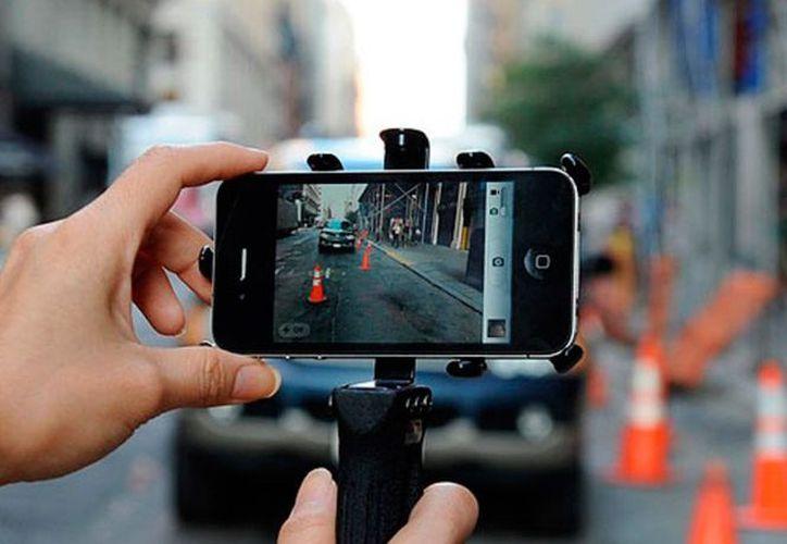 Los megapíxeles de las cámaras van progresando en proporción geométrica. (Contexto)