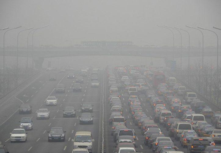 La Comisión Ambiental de la Megalópolis, continuará vigilando las condiciones meteorológicas y de calidad del aire. (Contexto/Internet).