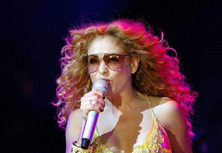 """Paulina Rubio llega a """"The X Factor"""" tras la salida de Britney Spears y de L.A. Reid.  (abetterradio.com/Archivo)"""