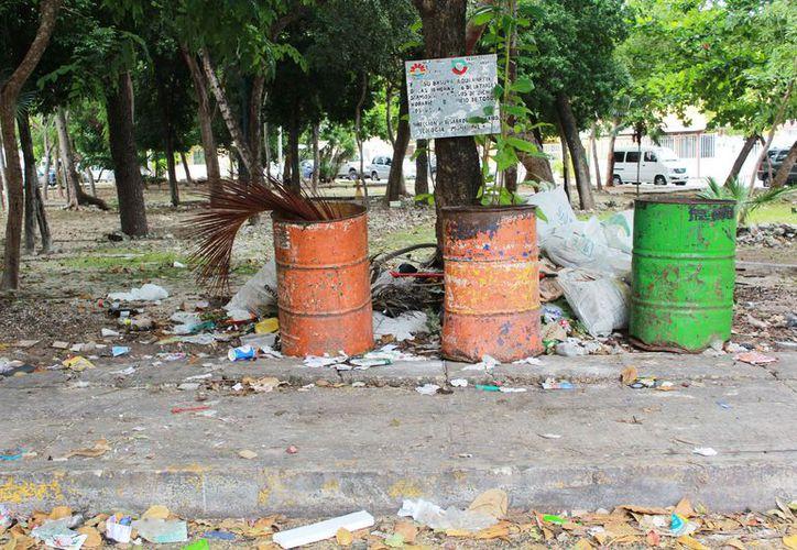 Solucionarán el problema de la basura en la isla con el convenio. (Redacción)