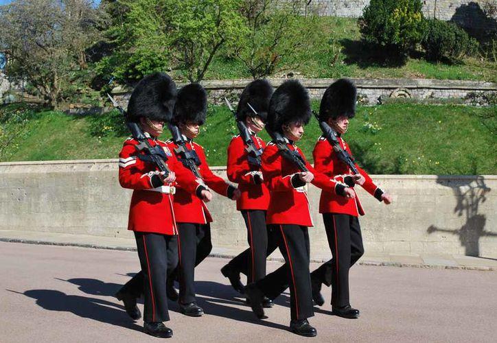 os guardias tienen unas pautas a seguir si son molestados por los turistas. (Internet)