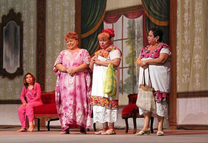 Con la puesta en escena 'La Huira maravía' se rindió homenaje a Héctor Herrera 'Cholo' tras cumplirse cinco años de su deceso. (Milenio Novedades)