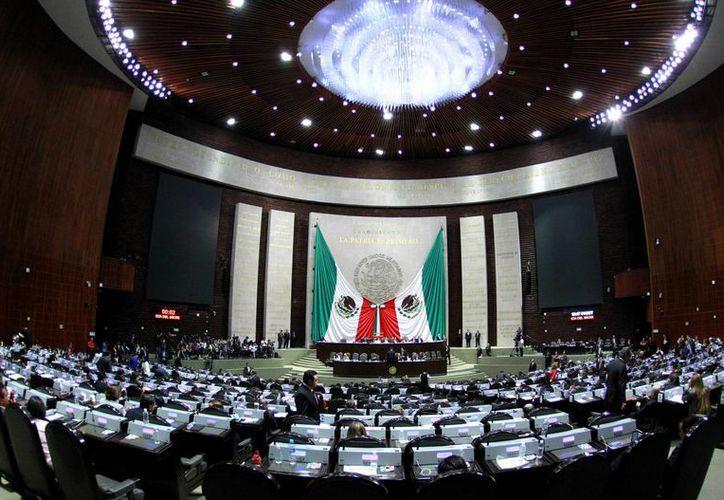 De acuerdo con la Relación de Bienes Muebles que Componen el Patrimonio al 30 de junio y al 30 de diciembre de 2015, la Cámara de Diputados es un espacio de austeridad plena. (Archivo/Notimex)