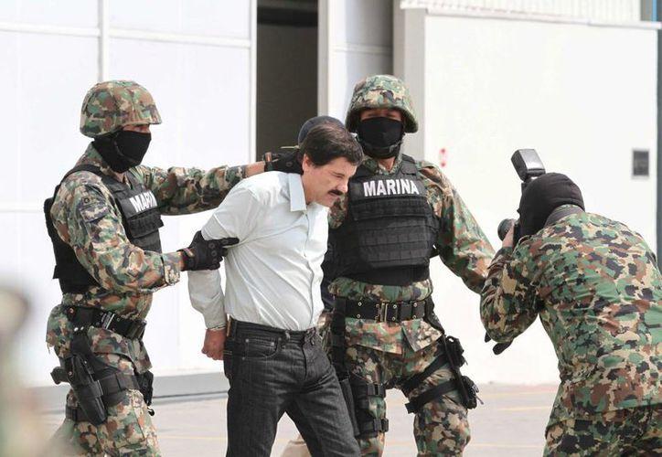 'El Chapo' está recluido en un área especial del penal del Altiplano para los delincuentes más peligrosos. (Notimex)