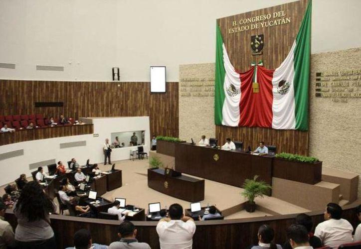 El dictamen de reforma a la Constitución para crear la Guardia Nacional fue aprobado por la mayoría de los diputados locales. (Archivo/Sipse)