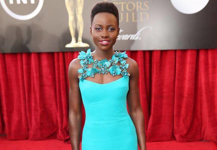 La actriz ganadora del Oscar Lupita Nyong'o se afirmó como una orgullosa descendiente de inmigrantes dentro de la celebración celebración del mes de la herencia inmigrante en Estados Unidos. (Archivo AP)