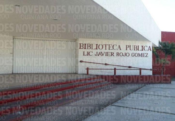 Quintana Roo carece de una Biblioteca Pública Central. (Redacción)