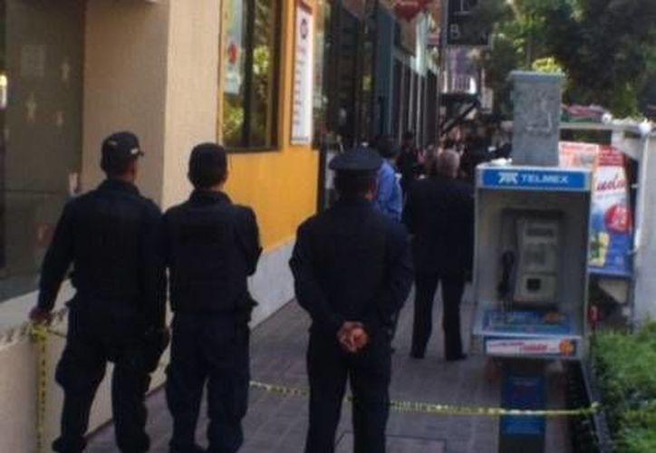 Hasta para los policías de la zona rosa el bar Heaven es conocido como sitio de venta de drogas. (Contexto)