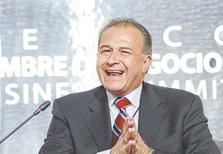 Naranjo llamó a valorar la problemática nacional en drogas desde una perspectiva histórica. (Milenio)