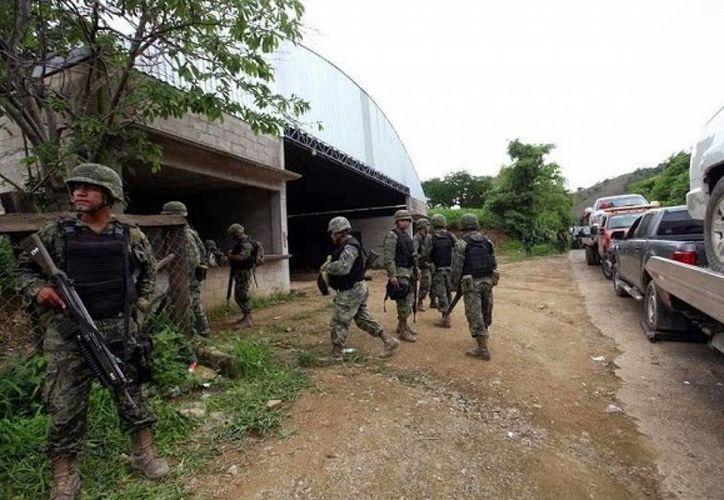 La masacre se registró en 2014 en una bodega de San Pedro Limón, Estado de México, en el municipio precisamente de Tlatlaya. (Archivo/Agencias)