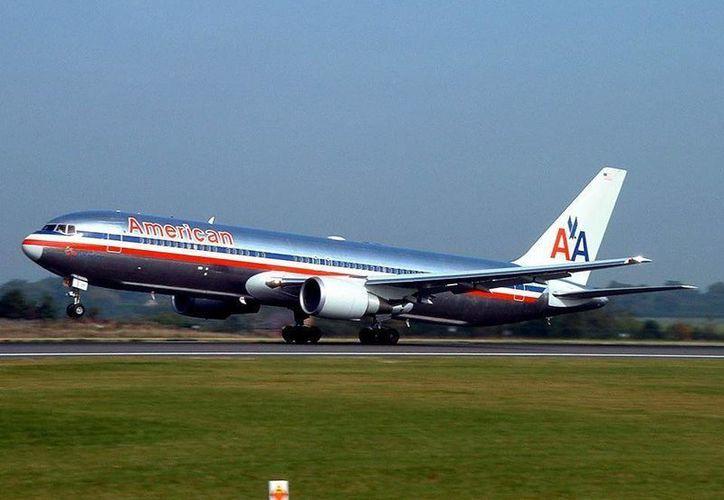 El vuelo de avión de America Airlines fue obligado a aterrizar de emergencia cerca de Tokio, se espera que mañana siga su curso hasta Dallas. (Archivo/SIPSE)
