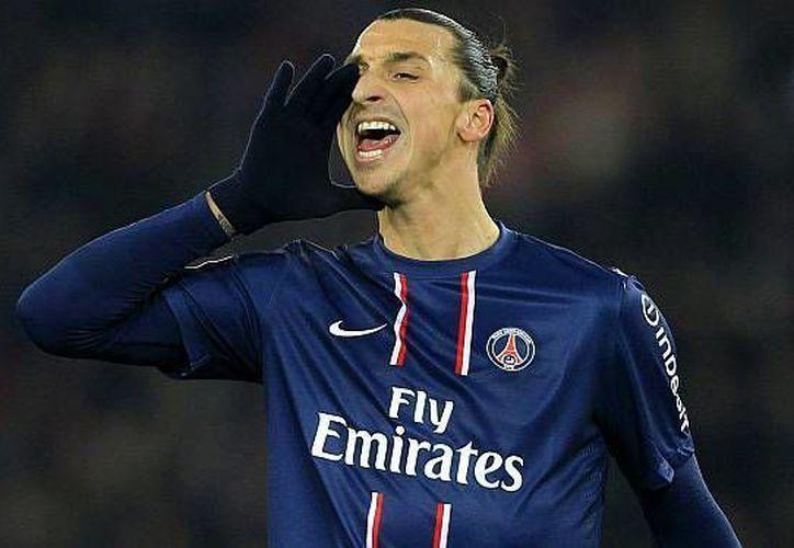 Zlatan es el máximo anotador de la liga de Francia con 26 tantos. (Foto: Agencias)