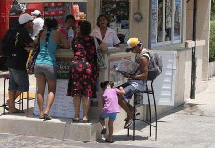 El turismo nacional o doméstico repuntó de forma significativa en Quintana Roo. (Redacción/SIPSE)