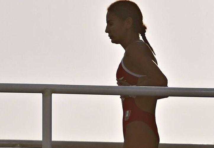 Paola Espinosa se convirtió en la máxima ganadora de medallas de los Juegos Centroamericanos (Foto: Internet)