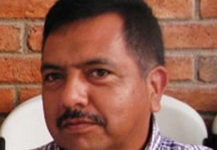 En la imagen el expresidente municipal de Parácuaro, Miguel Ángel Pantoja Guzmán, quien fue detenido por peculado. (avancedeapatzingan.com)