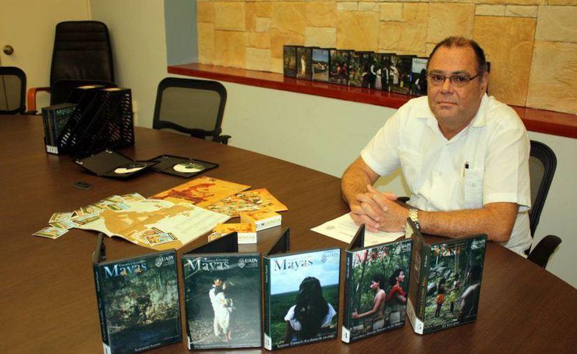 Jorge Zavala presentó el álbum Conciencia para Niños. (Milenio Novedades)
