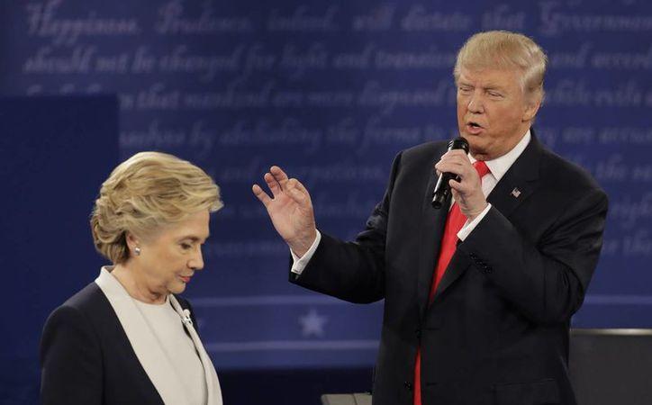 Hillary Clinton y Donald Trump son los finalistas de un complicado y largo proceso electoral en Estados Unidos, que comenzó a fraguarse desde inicios del 2015. (AP/Patrick Semansky)