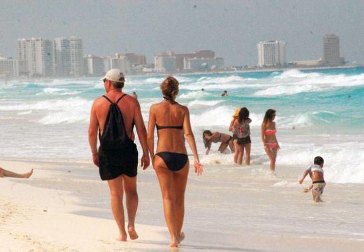 Cancún y la Riviera Maya reciben una importante cantidad de turistas españoles. (Contexto/Internet)
