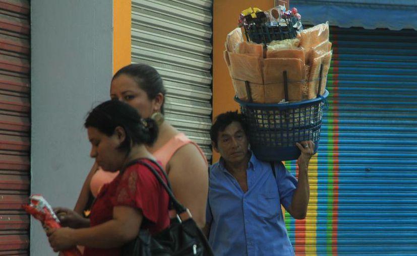 Señalan que el empleo informal frena el crecimiento del país. (Milenio Novedades)