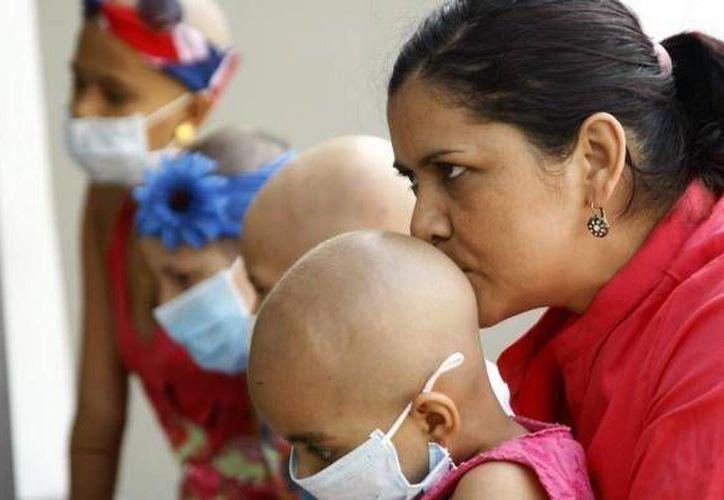 El 60% de los casos de niños con cáncer llegan con un diagnóstico tardío al hospital. (eldiaonline.com)
