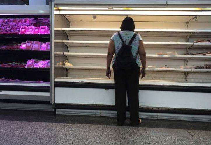 Al menos 16 heridos dejaron las protestas en Venezuela por comida. (Reuters)