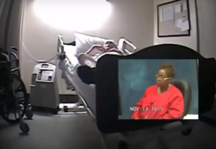 La supervisora de las enfermeras había declarado que se le dio atención al paciente, el video reveló la verdad. (López Dóriga).