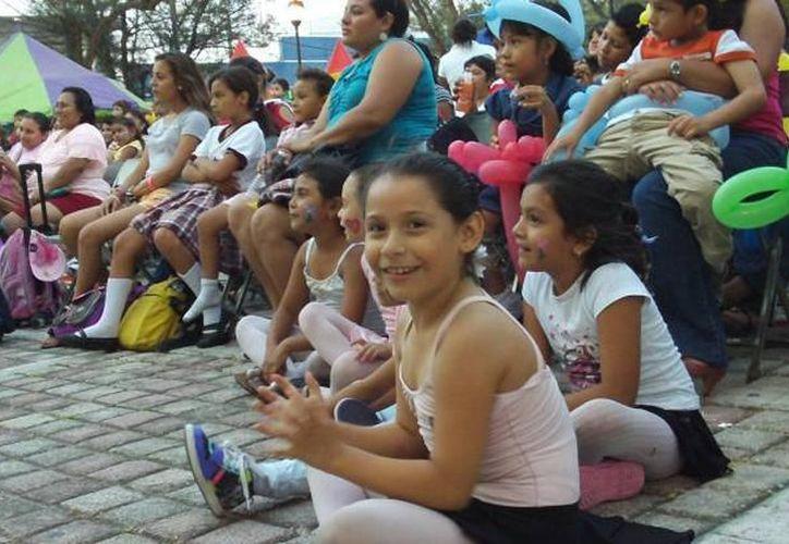 El Ayuntamiento ofrecerá distintos espectáculos para celebrar a los niños en su día. (Archivo/Milenio Novedades)
