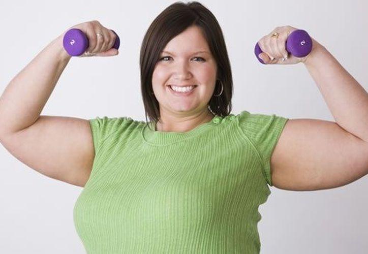 Toda actividad física ayuda, sin importar el peso de la persona. (Internet)