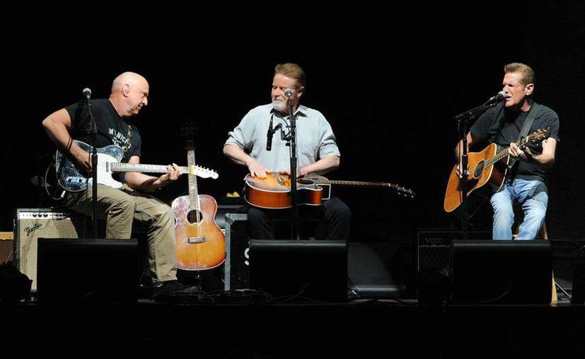 La gira de Eagles coincide con el lanzamiento del documental del mismo nombre que se exhibió en el festival Sundance y que ya está disponible en DVD. (Agencias)