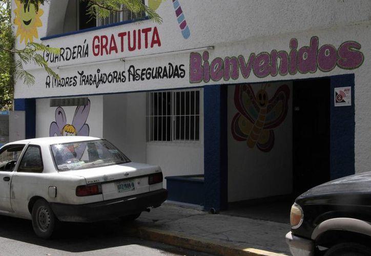 El 90% de las instancias infantiles está en regla respecto a la licencia de funcionamiento. (Tomás Álvarez/SIPSE)