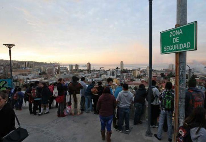 En Chile ocurre un terremoto de gran magnitud cada 80 años. (El País)