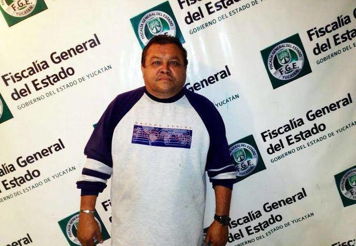 Tras emitirse una orden judicial, Raúl Rejón Pavía fue detenido. (FGE)
