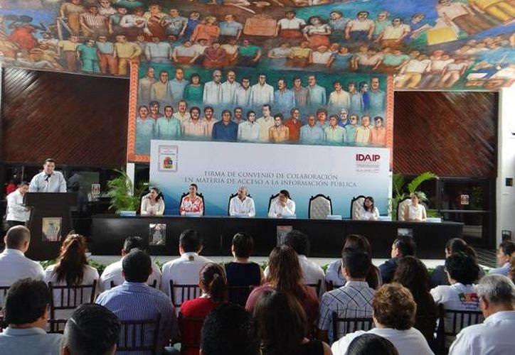 El Congreso de Quintana Roo fue ubicado en el último puesto en materia de transparencia en un estudio realizado por el IMCO. (Benjamín Pat/SIPSE)