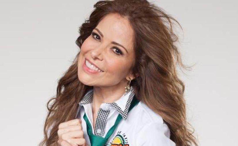 Gloria Trevi tiene a dos hijos, Ángel Gabriel y Miguel Armando. (Contexto/Internet).