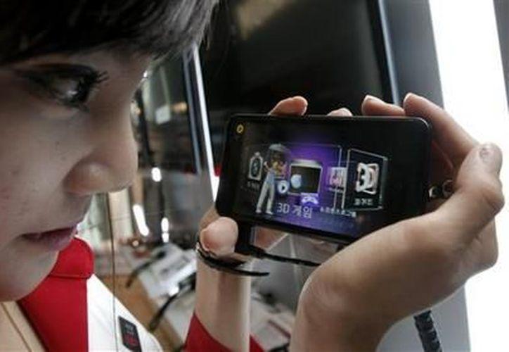 Los smartphones de LG están disponibles en más de 50 mercados en el mundo. (www.phys.org)