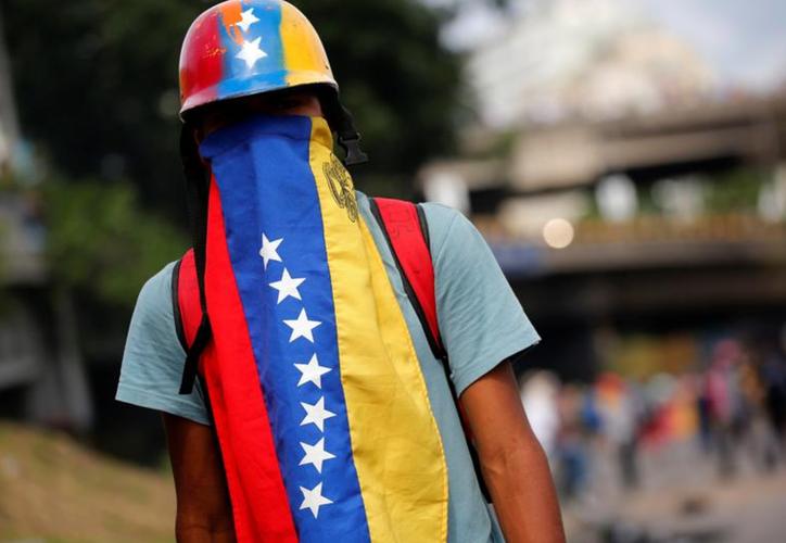 Maduro enfrenta una ola de protestas desde el pasado 1 de abril, que exigen su salida del poder. (Contexto/Internet).
