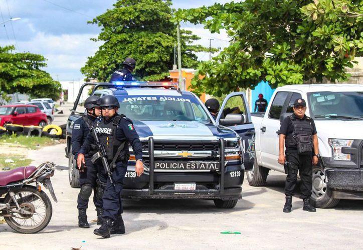 Algunas regiones de la ciudad registran alta incidencia delictiva. (Karim Moisés/SIPSE)