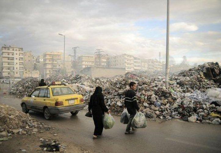 Existe el temor de que la violencia en Siria contagie también a Israel y otros países vecinos. (Agencias)