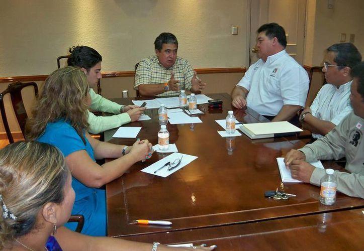 A la reunión preparatoria sólo asistieron cuatro representantes de los ayuntamientos. (Archivo/SIPSE)