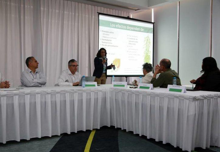 Académicos y expertos en la salud se reunieron en el Centro de Convenciones. (Luis Soto/SIPSE)