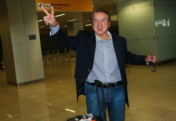 Carlos Villagrán, más conocido como Quico, podría contender a un puesto político por invitación del l Partido Encuentro Social. (revistaquem.globo.com/Foto de archivo)