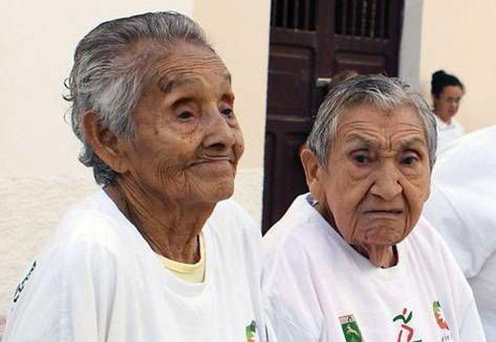 La pérdida más fuerte para un abuelo es la muerte de su pareja. (idey.com)