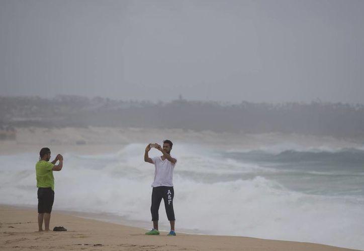 Blanca tocó tierra a las 07:00 horas en la  Bahía Magdalena, Baja California Sur. Imagen de contexto. (Agencias)