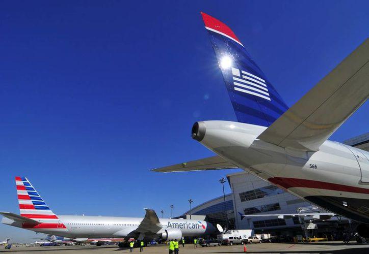 """Aeronaves comerciales estadunidenses deben ajustarse a """"los requerimientos emitidos por los países extranjeros"""", indicó  un portavoz del Departamento de Estado de EU. (EFE/Archivo)"""