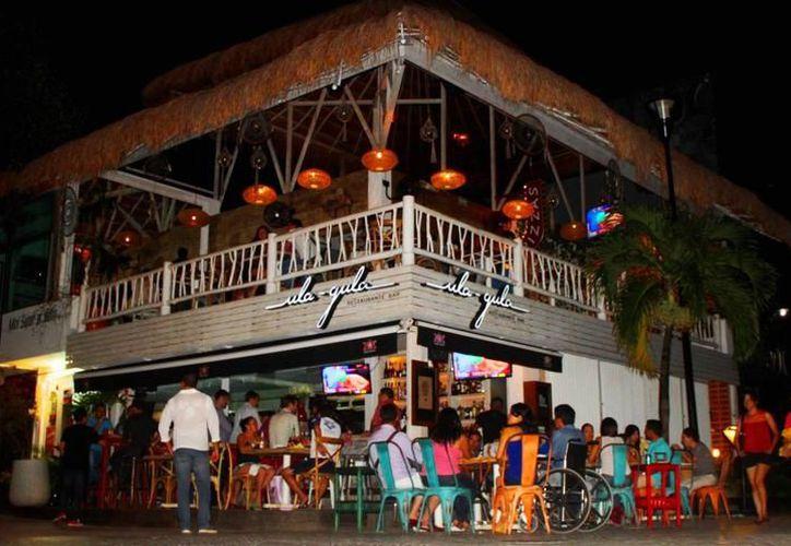 Se dispuso  un reforzamiento de vigilancia en los centros nocturnos de Playa del Carmen. (Foto: Contexto/SIPSE)